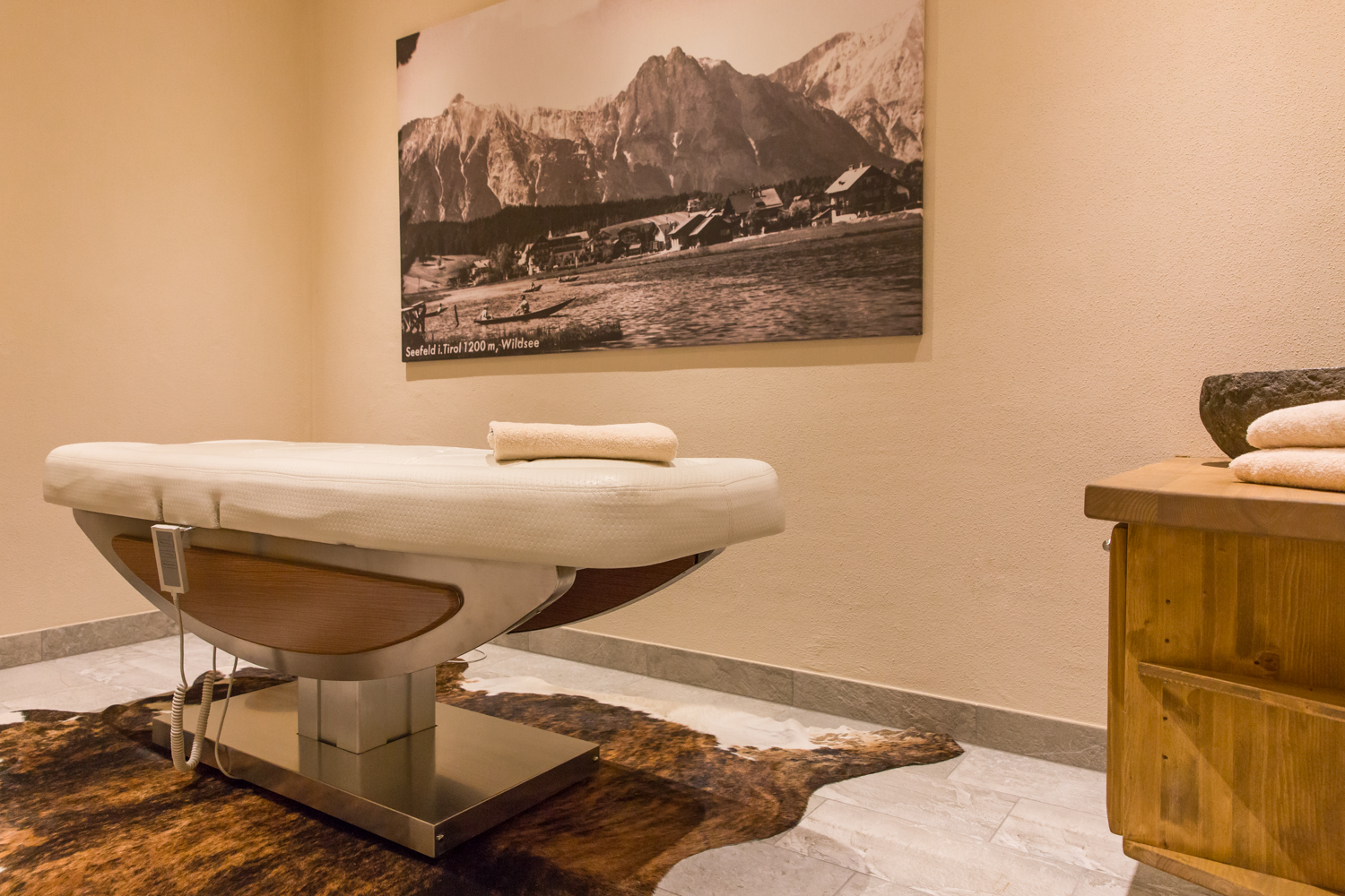 Massages In The Hotel Offers Seefeld In Tyrol Hotel